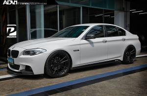 2015 BMW 535i Sedan by ProDrive on ADV.1 Wheels (ADV52MV2SL)