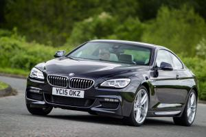 2015 BMW 640d Coupe M Sport