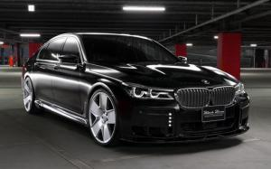 BMW 7-Series Black Bison Edition by Wald 2015 года