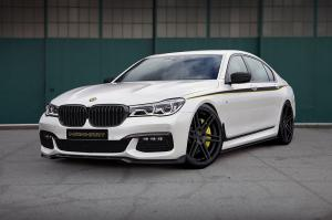 2015 BMW 7-Series by Manhart Racing