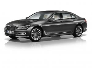 2015 BMW 750Li xDrive Design Pure Excellence