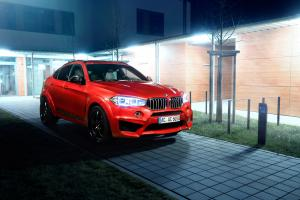 BMW ACS6 Falcon by AC Schnitzer 2015 года