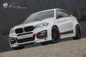 2015 BMW CLR X6R by Lumma Design