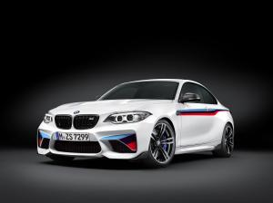 2015 BMW M2 Coupe M Performance Accessories