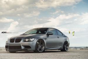 2015 BMW M3 Coupe on ADV.1 Wheels (ADV05MV2CS)
