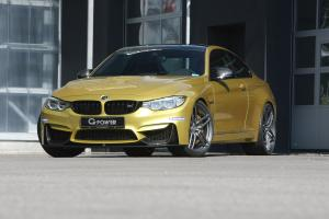 2015 BMW M4 Coupe Bi-Tronik by G-Power
