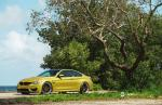 BMW M4 Coupe Gold by TAG Motorsports on ADV.1 Wheels (ADV06TFCS) 2015 года