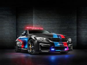 BMW M4 Coupe MotoGP Safety Car 2015 года