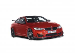 BMW M4 Coupe Racing Aerodynamics by AC Schnitzer 2015 года