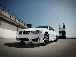 BMW M4 Coupe by AEZ Straight 2015 года
