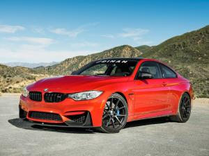 BMW M4 Coupe by Dinan 2015 года