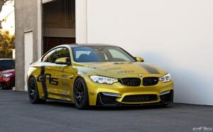 2015 BMW M4 Coupe by EAS and KW