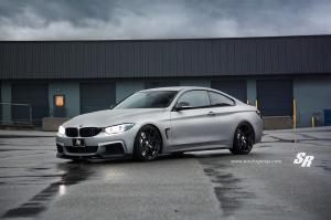 2015 BMW M4 Coupe by SR Auto Group on PUR Wheels