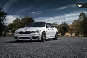 BMW M4 Coupe by Vorsteiner 2015 года