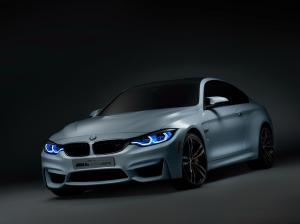 BMW M4 Iconic Lights Concept 2015 года