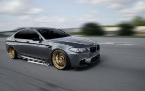 2015 BMW M5 on ADV.1 Wheels (ADV5.2MV2CS)
