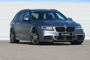 2015 BMW M550d Touring by G-Power