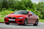 BMW M6 Coupe 2015 года