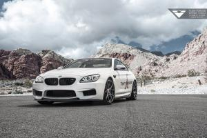 2015 BMW M6 Coupe Carbon Graphite by Vorsteiner