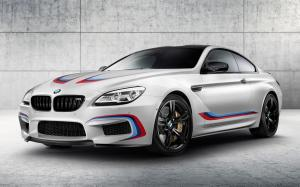 BMW M6 Coupe Competition Edition 2015 года