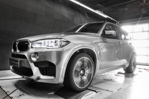 BMW X5 M Bi-Turbo by Mcchip-DKR 2015 года