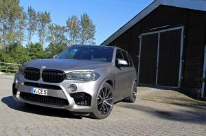 2015 BMW X5 M MHX5 700 by Manhart Racing