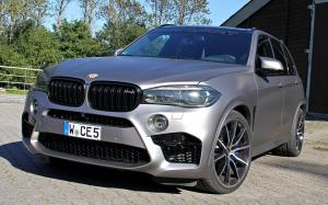 BMW X5 M MHX5 700 by Manhart Racing 2015 года