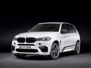 BMW X5 M Performance Accessories 2015 года