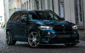2015 BMW X5 M MHX5 700 Black by Manhart Racing