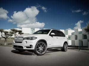 2015 BMW X5 on AEZ Wheels