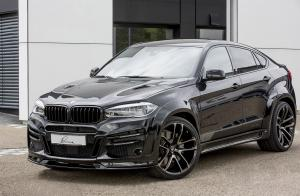 2015 BMW CLR X6R xDrive5.0i by Lumma Design