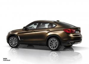 BMW X6 Individual 2015 года