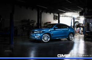BMW X6 M by GMP on ADV.1 Wheels (ADV10MV2) 2015 года