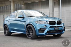 BMW X6 M by Hamann 2015 года