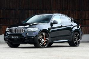 2015 BMW X6 M50d by G-Power