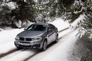 BMW X6 xDrive3.0d M Sport Package 2015 года (UK)