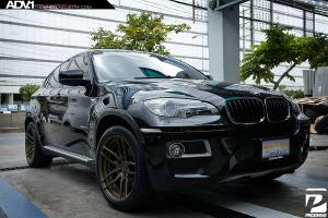 2015 BMW X6 xDrive3.5d by ProDrive on ADV.1 Wheels (ADV005MV2CS)