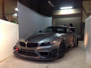 BMW Z4 by Varis 2015 года