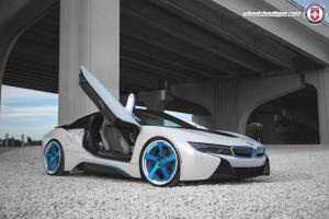 BMW i8 by Wheels Boutique 2015 года