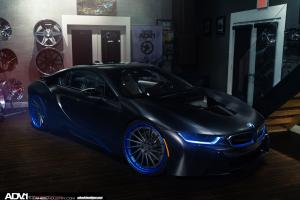 BMW i8 on ADV.1 Wheels (ADV15TSSL) 2015 года
