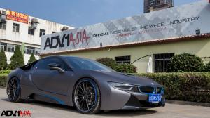 2015 BMW i8 on ADV.1 Wheels (ADV15 Track Spec CS)