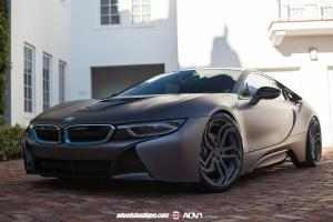 2015 BMW i8 on ADV.1 Wheels (ADVNL2 M.V2 CS)