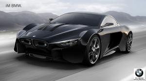 2015 BMW iM Concept Design by Idries Noah