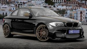 BMW 1-Series M Coupe by JMS 2016 года