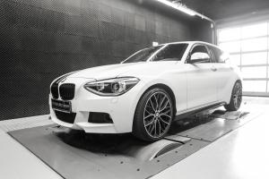 2016 BMW 118d by Mcchip-DKR