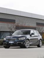 BMW 120i Urban Line 5-Door 2016 года (AU)