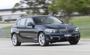 BMW 120i Urban Line 5-Door 2016 года