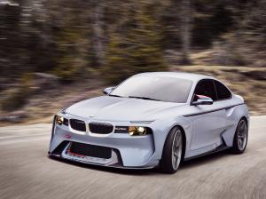 BMW 2002 Hommage Concept 2016 года