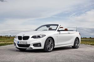 BMW 220d Convertible M Sport Package 2016 года
