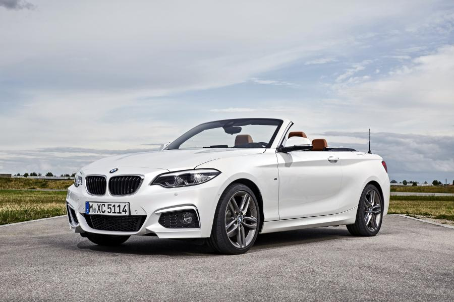 BMW 220d Convertible M Sport Package